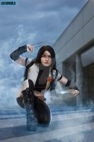 X-23 - Now I am a Weapon by NatMatryoshka