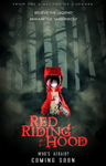 Red Riding Hood Pony - Movie Poster by Powdan