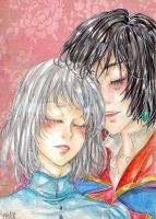 Howl's Moving Castle by Ayayou