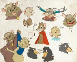 NIMH dump by mikimanni