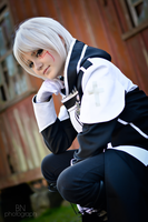 Allen Walker - D. Gray-Man by MyoTsubasa