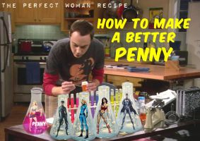 The perfect woman recipe by barns15