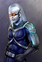 Mr. Freeze by Salamandra88