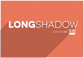 Long shadow Actions by ShekFilters