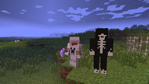 PaperEnderman's Monsters: The Halloween Mod 0.9.1 by PaperEnderman