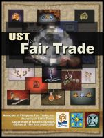 UST Fair Trade entry by StarBlackHeart