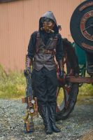 Steampunk Assassin Outfit - Photo 4 by vanbangerburger