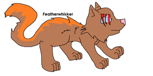 Featherwhisker by MiddyLPS