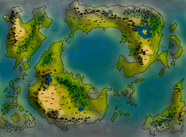 Map of Terra by miguelp001