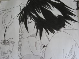 Death Note  Elle by shippo93