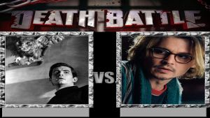 Norman Bates Vs Mort Rainey by Normanjokerwise