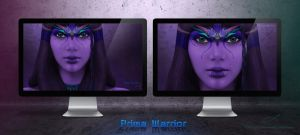 Prima Warrior by LaDell