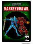 New 40k BasketBrawl Videogame by Grootekloet