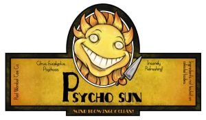 Psycho Sun Soap by ursulav