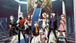Persona 3 (11) - Version 2 - by AuraIan