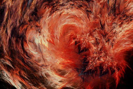Wrath From Above by PJKfractals