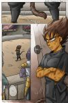 DBZ - Grown up under Ruins - Chapter 2 Page 11 by RedViolett
