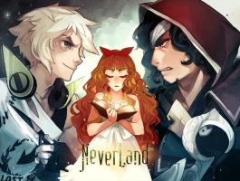 Neverland by fayrenpickpocket