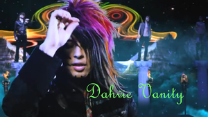 Dahvie Vanity Backround by FawkYewImaCosplayer