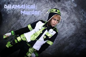DRAMAtical Murder (DMMD) - Noise by GGN49
