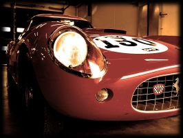 Classic Ferrari by the-toad