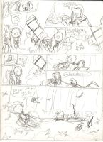 A Guardian's Story Adventures Page 11 Sketch by autobotchari