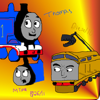 Thomas-Diesel10 Attempt by Stealthfire231