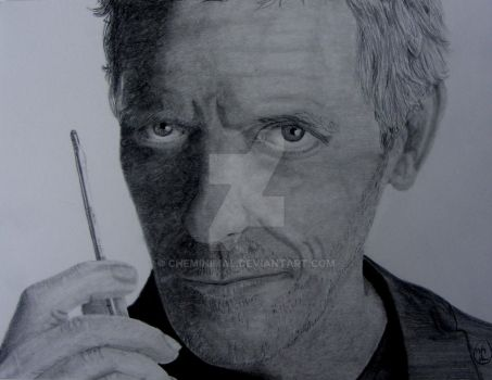 Hugh Laurie - House by Cheminimal