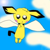 Pichu angle -request- by SummerTheSkitty