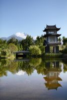 pullman Lijiang hotel by Jerry-she