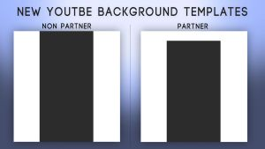 New Youtube Templates 2012 -Beta- by JonasForTheArt