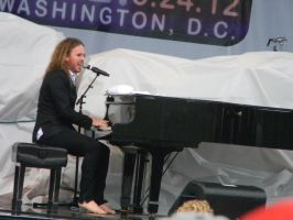 Tim Minchin at Reason Rally 2012 by SailorDerp