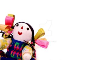 Mexican doll by DiCa