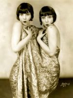Vintage Stock - Pearl Sisters 2 by Hello-Tuesday