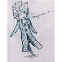 Roxas Request by kankrivanbooty