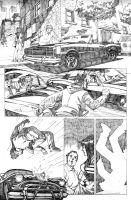 The Ride_Sassy_Page 09_Pencil by pipin