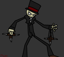 Martin The Puppet (combat) by combine345