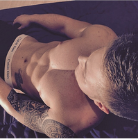 Tattooed fitness addicted men by CrunkyJuice