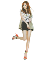 PNG Jessica 1 by JeedoriFox