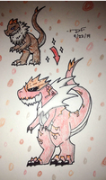 PKMNation: Queen to Queen! (Evolution!) by Dianamond