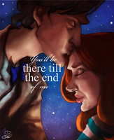 You'll be There Till the End of Me by supinternets