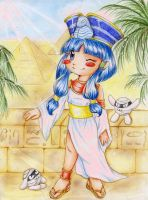 :C: Patrako - Queen of Egypt by ann-chan20