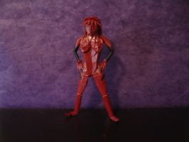Origami Asuka by origami-artist-galen