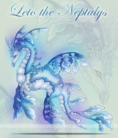 Leto the Neptulys by calie-coco