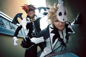 Roxas - Come and get me by HarrySirius