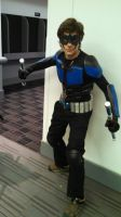 Nightwing by Etrigan423