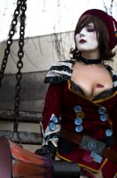 Mad Moxxi - Breath by DustbunnyCosplay