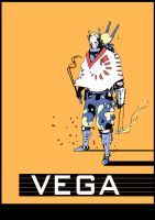 Robo-Vega by DarkMechanic