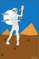 Mummy on the loose by sumangal16