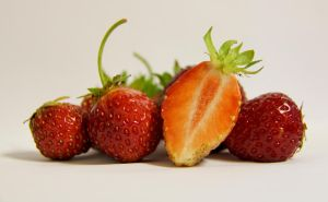 Strawberries by T4Del